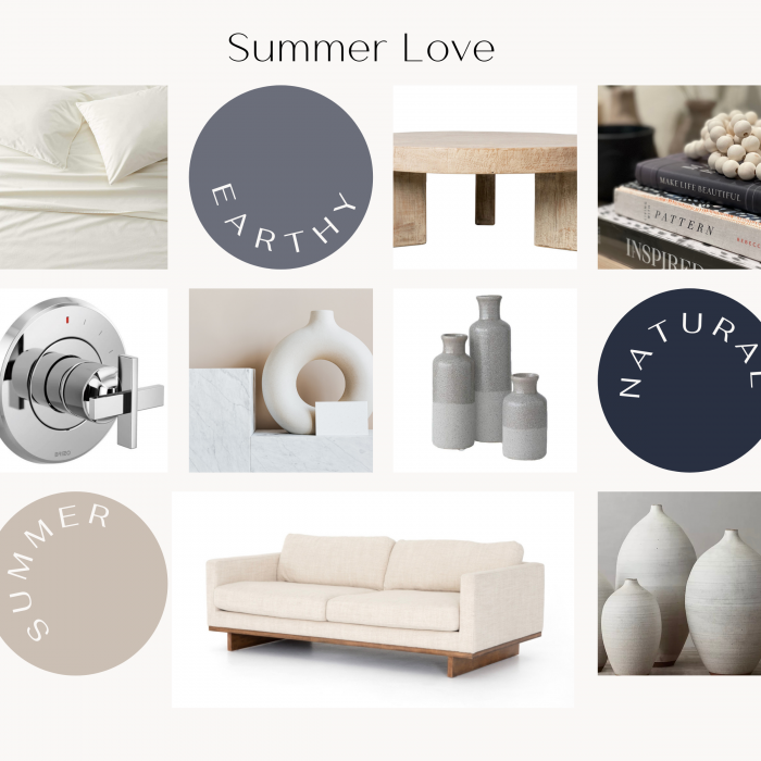 5 Great Summer Home Decor Trends